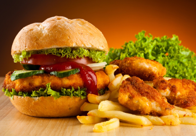 Image result for fried and greasy food