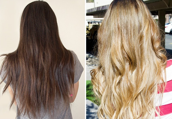 Natural Ways To Lighten Dyed Dark Brown Hair