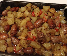 Recipes of Sausage in the Oven | MD-Health.com