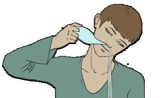 Saline Solution for Nasal Wash