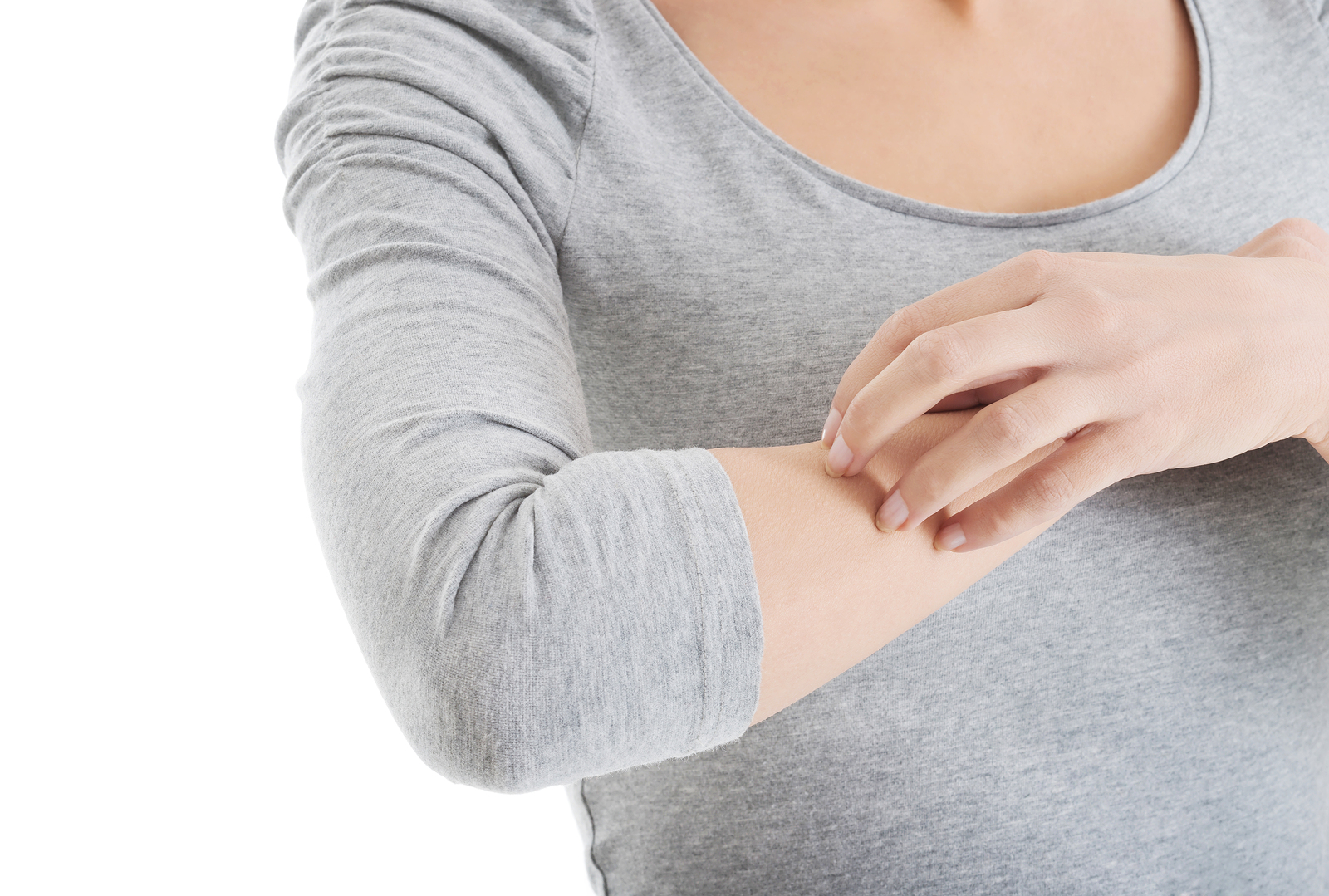 Arm Itch: Causes and Treatments