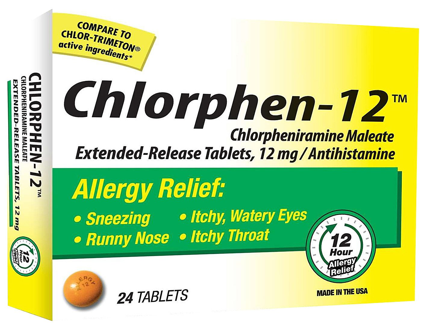 Chlorpheniramine Maleate Uses, Side Effects and ...