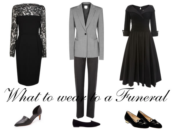 What To Wear To A Funeral For Men Women And Kids Md