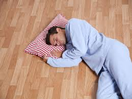 Is It Good For Your Back If You Sleep On The Floor Md