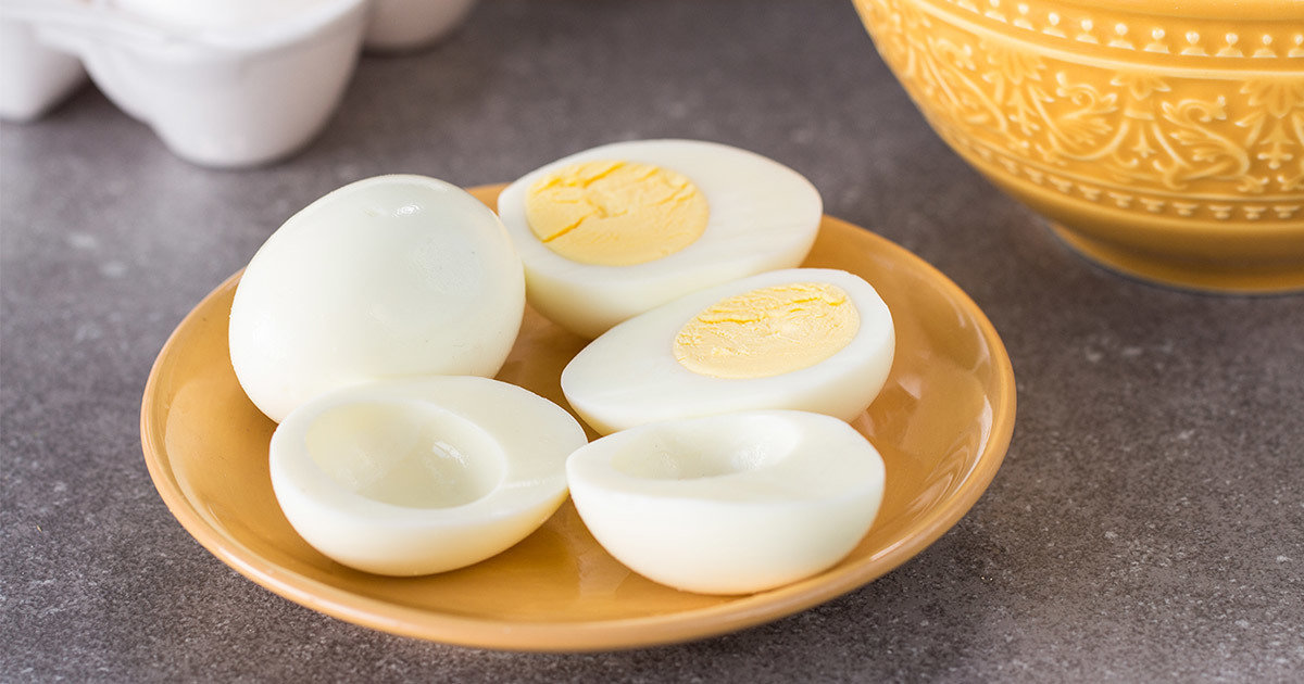 Perfect Muscle Food white eggs