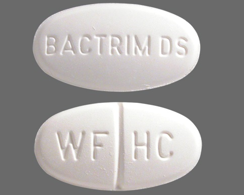 Bactrim Ds Dose For Sinus Infection