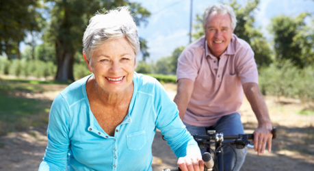 Help senior couples with health knowledge sharing.